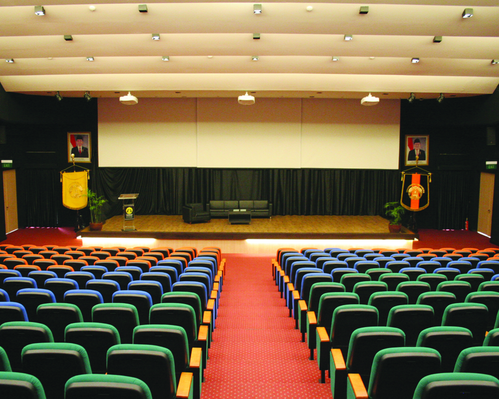 Auditorium Fakultas Vokasi Universitas Indonesia